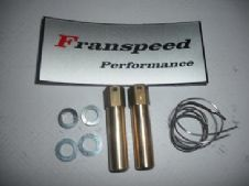 EXTENDED LOCK WIRED EXHAUST NUT KIT